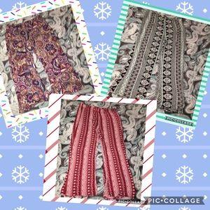 Cato set of palazzo pants size 22/24